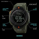ساعت مچی دیجیتال مردانه اسکمی مدل 1231gr