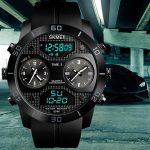 ساعت مچی عقربهای مردانه اسکمی مدل 1355M