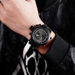 ساعت مچی عقربه ای مردانه اسکمی مدل 1515M-NP