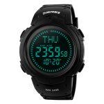 ساعت مچی دیجیتال مردانه اسکمی مدل 1231blc