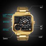 ساعت مچی عقربه ای مردانه اسکمی مدل 1392G