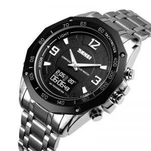 ساعت مچی عقربه ای مردانه اسکمی مدل 1464S-NP