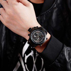 ساعت مچی عقربه ای مردانه اسکمی مدل 1515