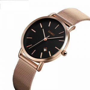 ساعت مچی عقربه ای زنانه اسکمی مدل 1530R