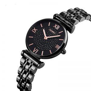 ساعت مچی عقربه ای زنانه اسکمی مدل 1533B