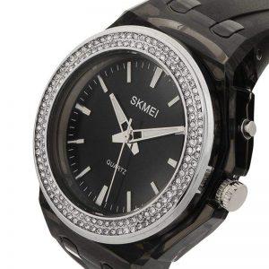 ساعت مچی عقربه ای زنانه اسکمی مدل 1553B