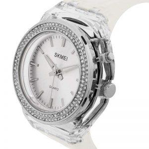 ساعت مچی عقربه ای زنانه اسکمی مدل 1553W