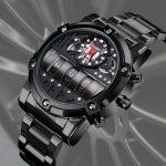 ساعت مچی عقربه ای مردانه اسکمی مدل 1558M