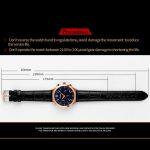 ساعت مچی عقربه ای مردانه اسکمی مدل 9127M-NP