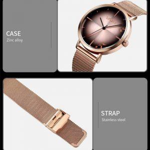 ساعت مچی عقربه ای مردانه اسکمی مدل 9200R