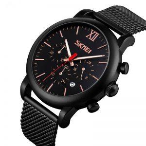 ساعت مچی عقربه ای مردانه اسکمی مدل 9203
