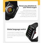 ساعت هوشمند مدل HW16